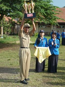 SMP Negeri 1 Tayu Juara Umum Lomba Mapel IPA