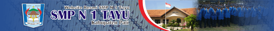 SMP N 1 Tayu - Website Resmi SMP Negeri 1 Tayu - Website Resmi SMP Negeri 1 Tayu